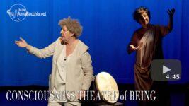 Video: En el camino de los pueblos - Consciousness Theatre of Being. Anna Bacchia con Enrica Bacchia