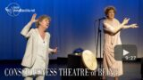 Video: A profound interconnection - Consciousness Theatre of Being. Anna Bacchia with Enrica Bacchia